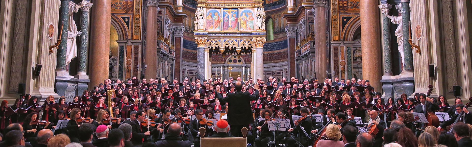 Choeur du diocèse de Rome, http://www.corodiocesidiroma.com/
