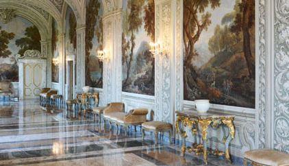 Appartement pontifical de Castel Gandolfo © Site des Musées du Vatican