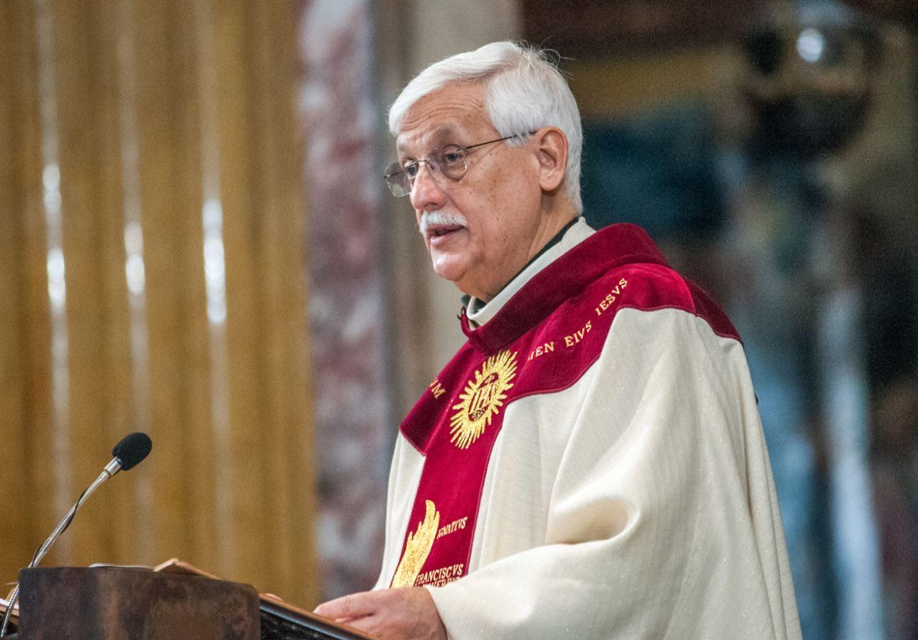 P. Arturo Sosa Abascal SJ © Compagnia di Gesù