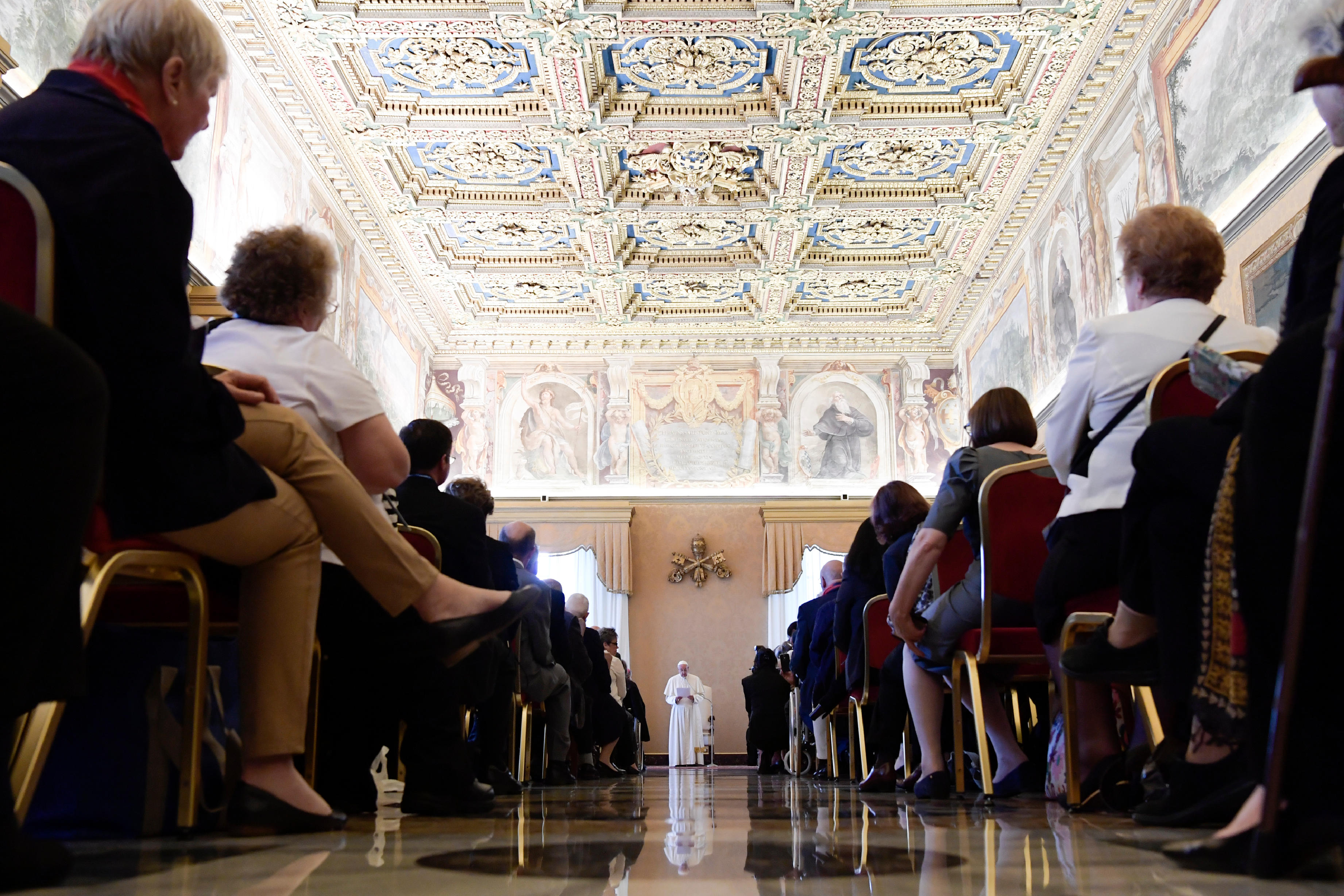 Fondation Jean-Paul II © Photo.va - L'Osservatore Romano