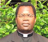 P. Philippe Alain Mbarga © Grand Séminaire de Nkobisson