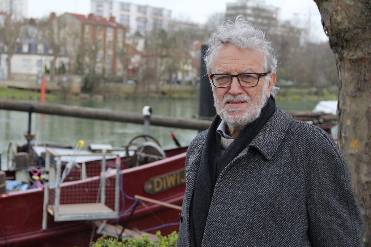 Gérard Leclerc © Grégoire Coustenoble