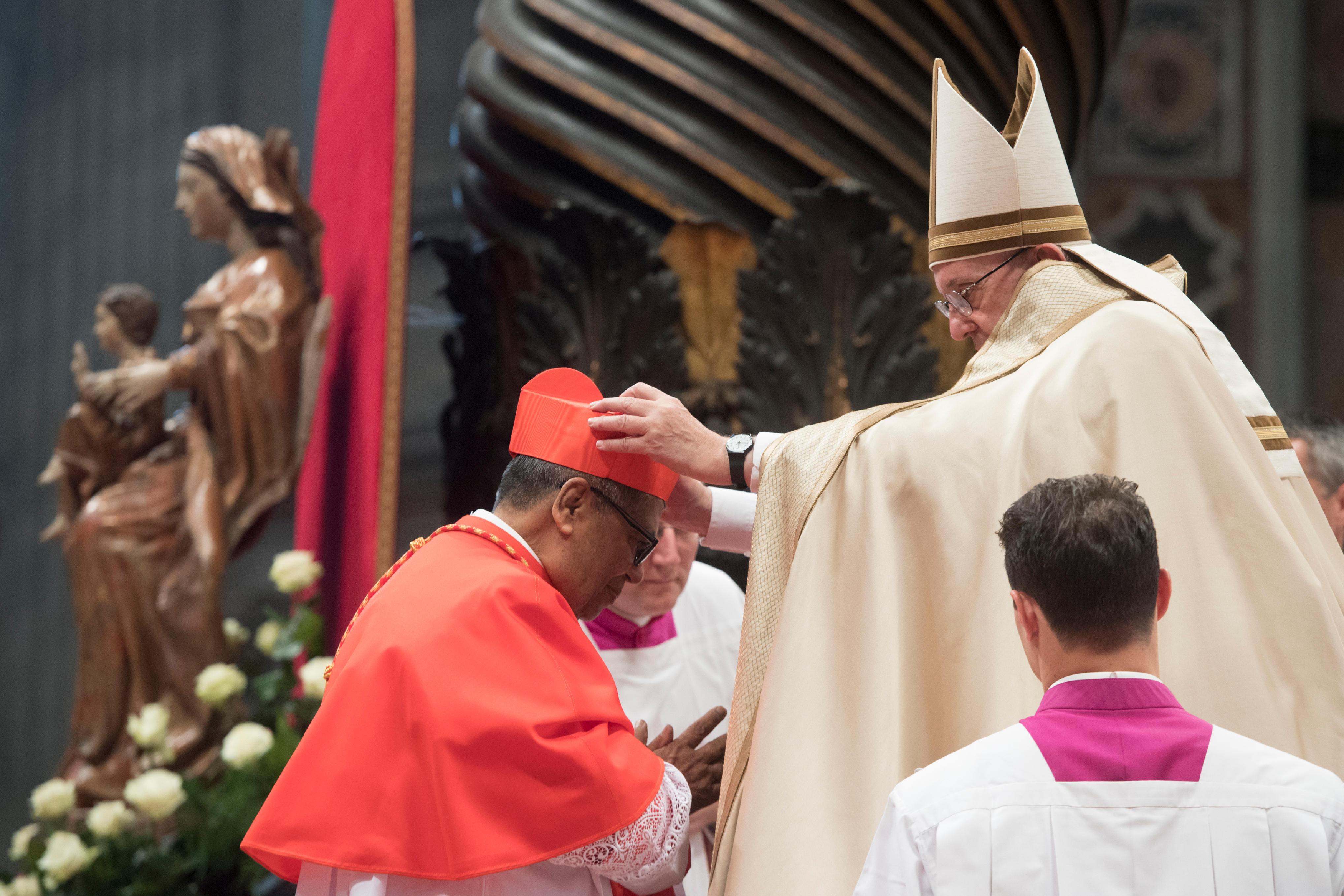 Cardinal Antony Soter FERNANDEZ © L'Osservatore Romano