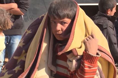 Enfant réfugié © un.org