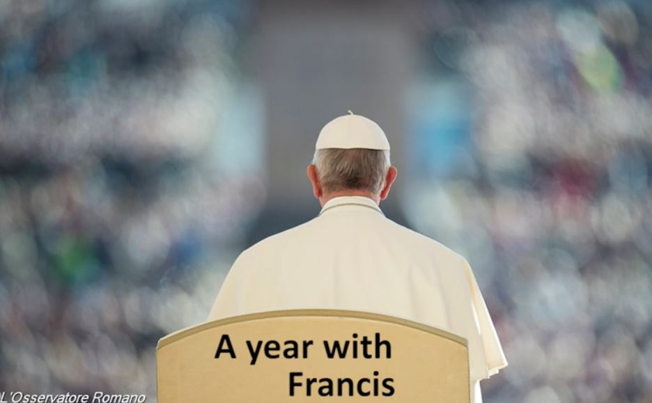 2016 avec le pape © L'Osservatore Romano