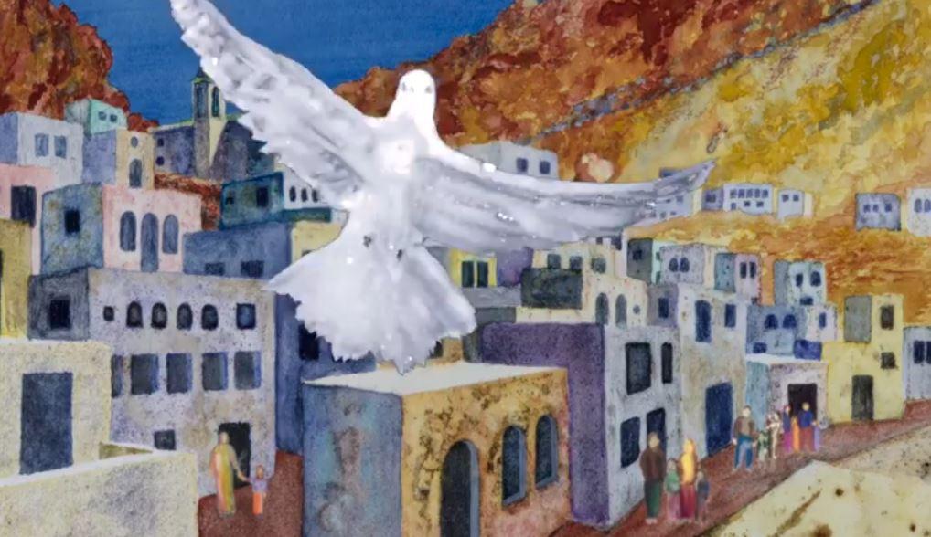 Paix en Syrie, capture Caritas Internationalis