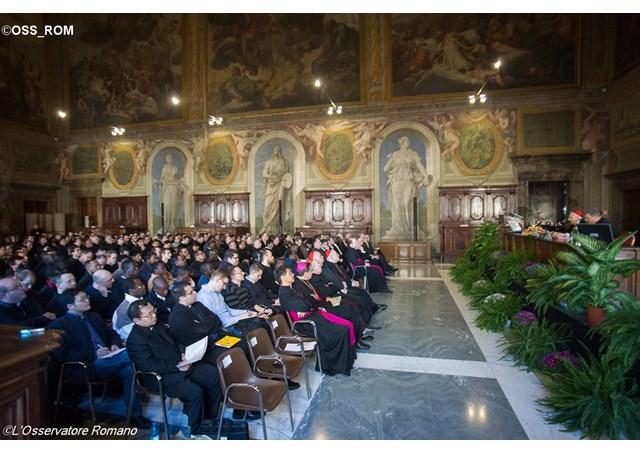 Session des Académies pontificales © L'Osservatore Romano