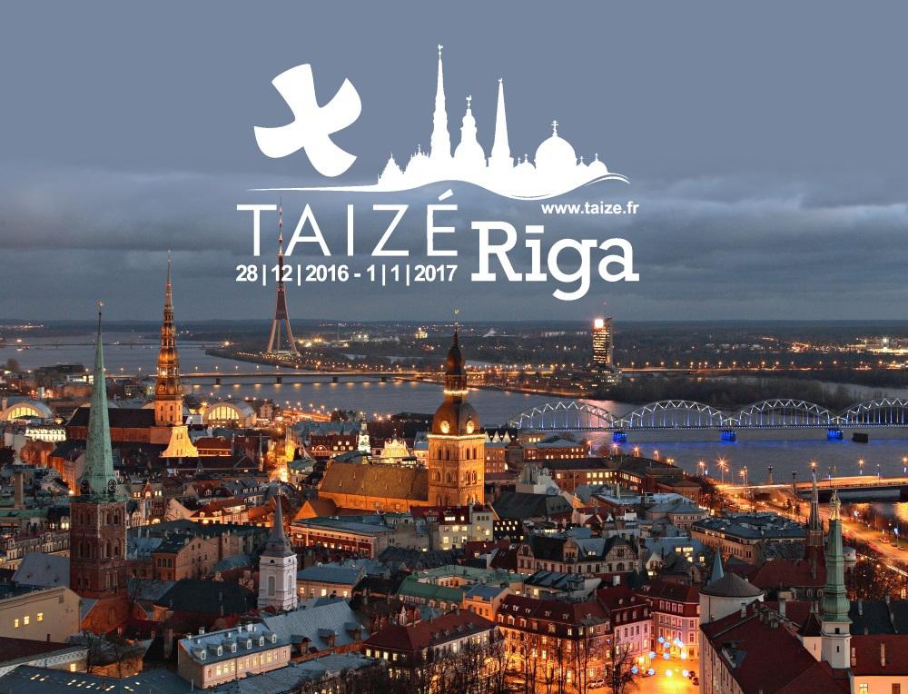 Rassemblement des jeunes Européens à Riga (Lettonie) , taize.fr