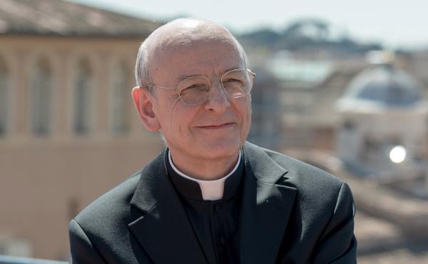 Mgr Fernando Ocariz, courtoisie de l'Opus Dei