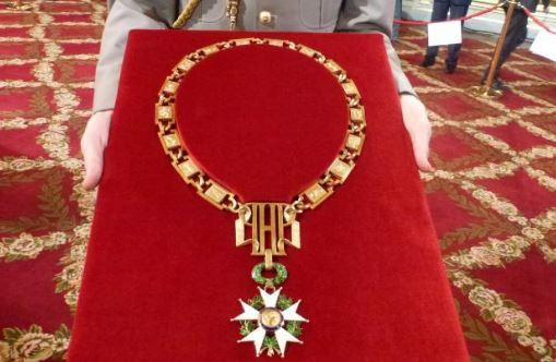 Légion d'honneur © legiondhonneur.fr