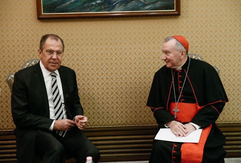 Ministre des Affaires étrangères de Russie Sergueï Lavrov © mid.ru