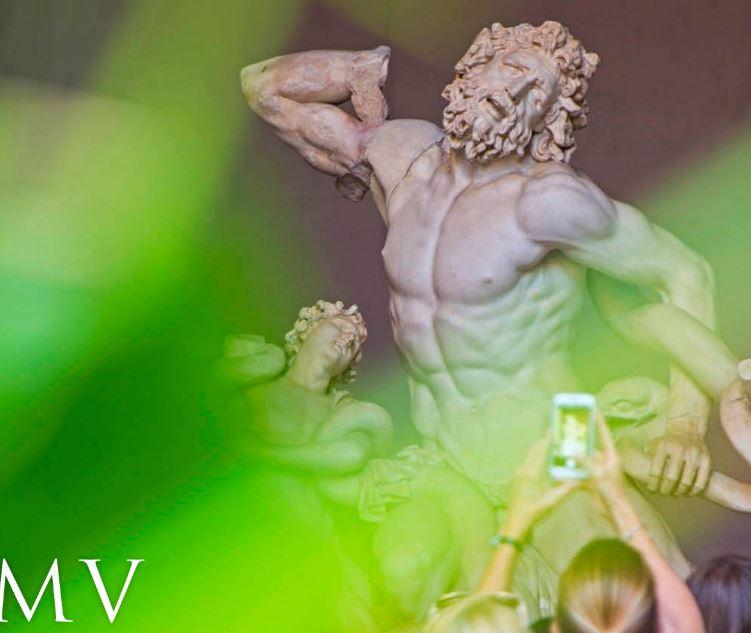 Sculpture des Musées du Vatican © museivaticani.va