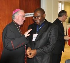 Père Michael Miabesue Bibi, Cameroun © bamendaarchdiocese.org