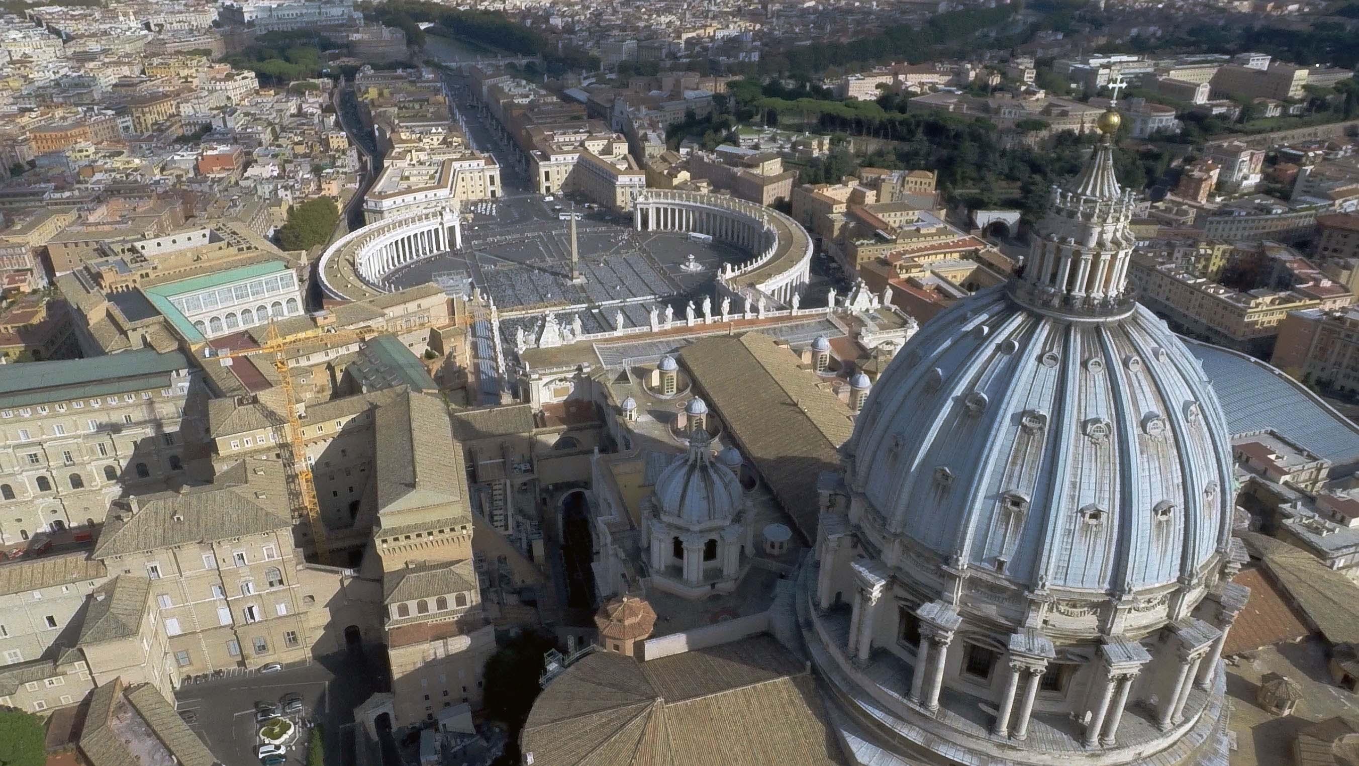 Place Saint-Pierre © Musées du Vatican