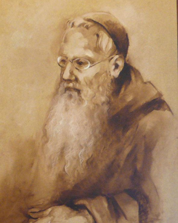 Père Arsenio de Trigolo, archives ISMC