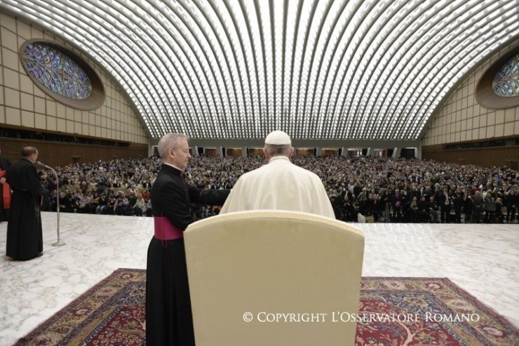 Salle Paul VI du Vatican © L'Osservatore Romano
