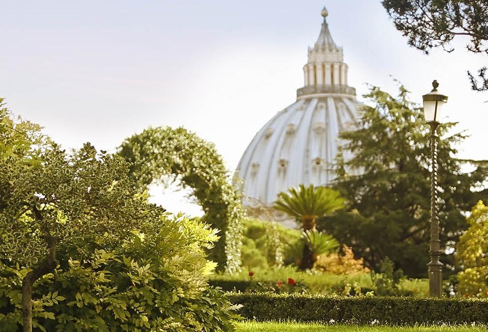 Jardins du Vatican © museivaticani.va