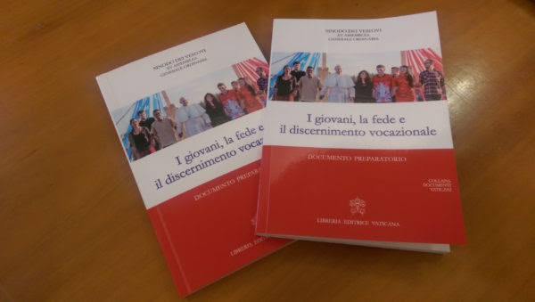 Document préparatoire du synode 2018