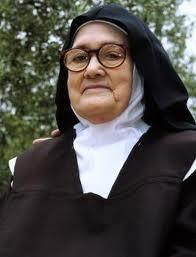 Soeur Lucie ocd, courtoisie du site de la postulation http://www.lucia.pt/