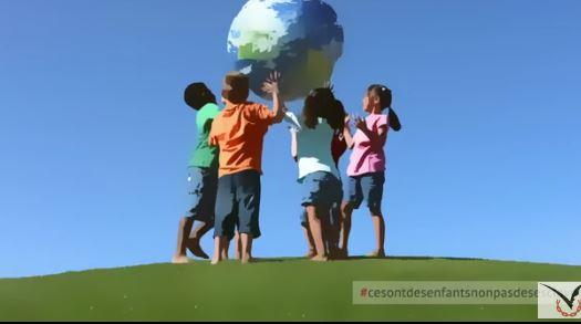 Journée contre la traite, capture vidéo preghieracontrotratta.org