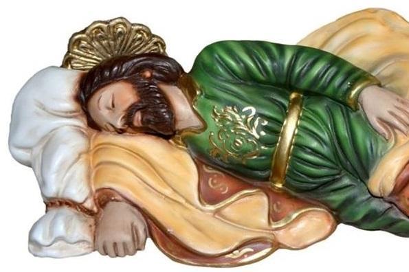 Saint Joseph endormi © associazionegiovannipaolo2bisceglie.it