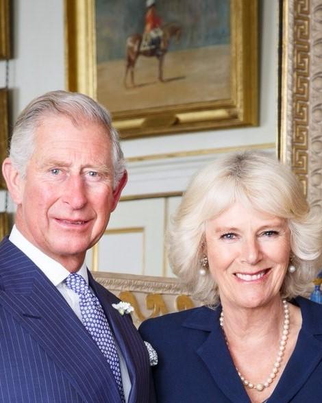 Le Prince de Galles et la Duchesse de Cornouailles @ClarenceHouse Twitter