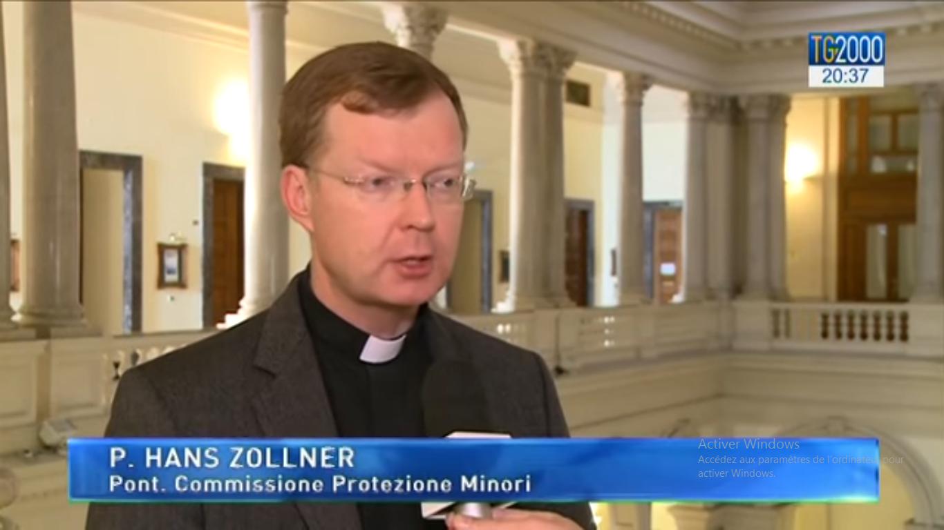 P. Hans Zollner, Capture TV2000