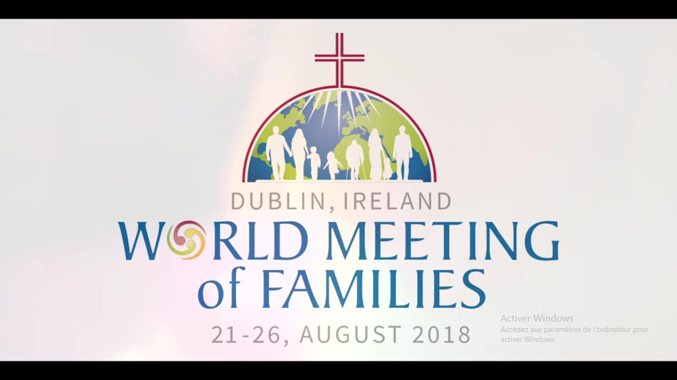 Les familles ont rendez-vous à Dublin en 2018
