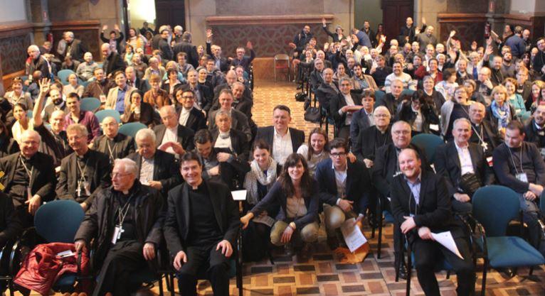 Conférences épiscopales à Barcelone © ccee.eu