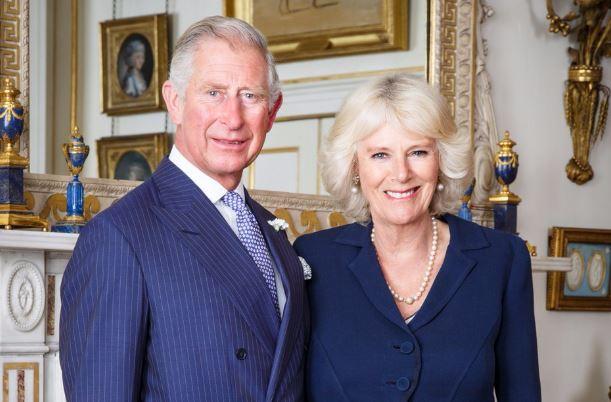 Le Prince de Galles et la Duchesse de Cornouailles @ClarenceHouse Twitter - Hugo Burnand
