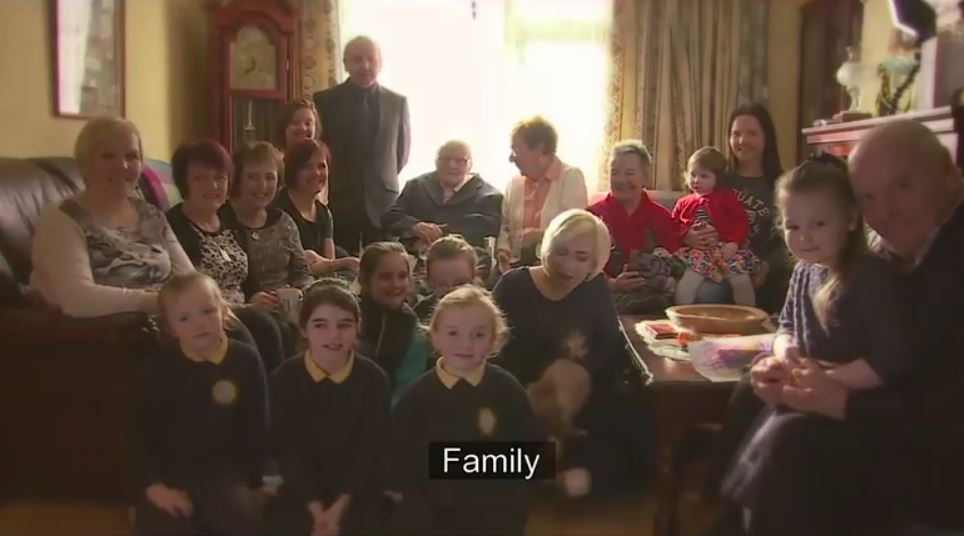 Famille, capture vidéo Dicastery Laity Family Life