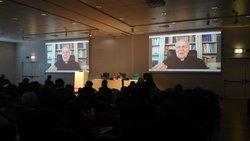 Mgr Follo à l'Institut S. Maria di Monte Berico © assau.org