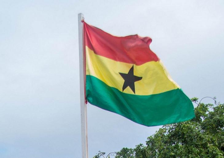Drapeau du Ghana ©Wikimedia Commons / OER Africa