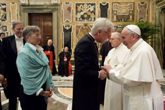 Congrès sur la figure de Luther au Vatican © L'Osservatore Romano