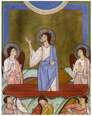 Livret de la liturgie de la veillée pascale 2017, couverture