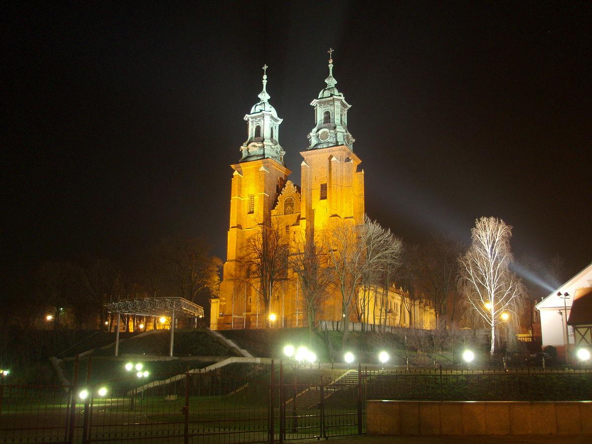 Cathédrale de Gniezno Creative Commons