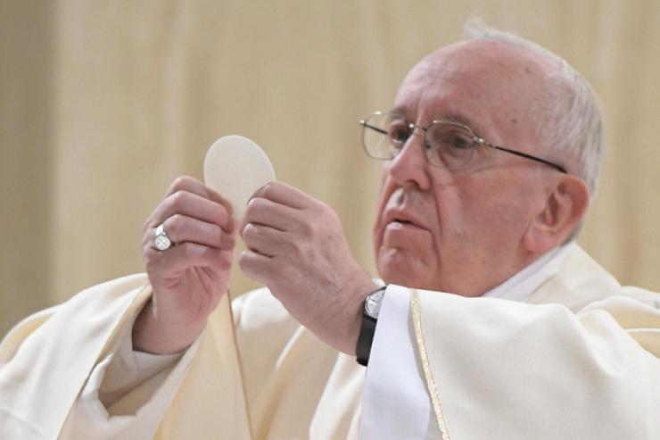 Sainte-Marthe 27 avr. 2017 © L'Osservatore Romano