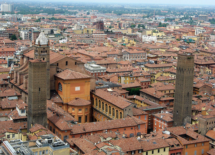 Cathédrale de Bologne © Wikimedia commons / Szs