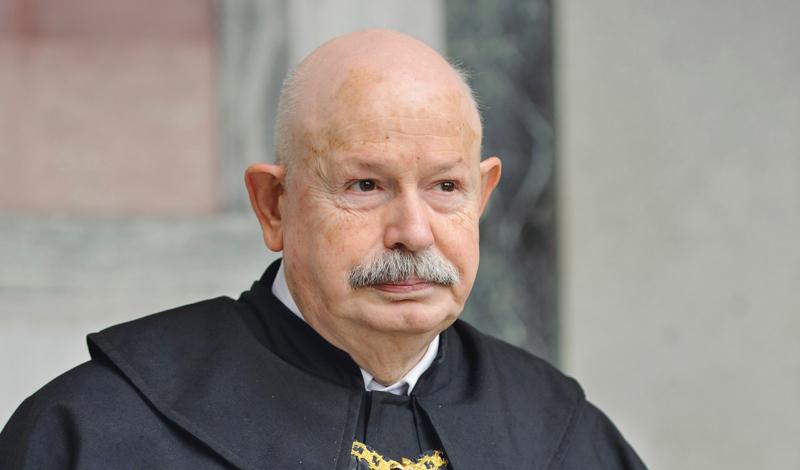 Fra' Giacomo dalla Torre, courtoisie de l'Ordre de Malte