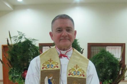 Mgr Edward Joseph Adams © Wikimedia commons / Sulbud