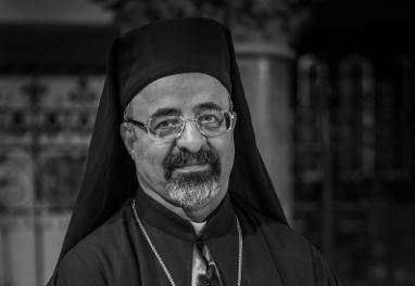 Patriarche copte catholique Ibrahim Isaac Sidrak © Wikimedia Commons / Claude Truong-Ngoc