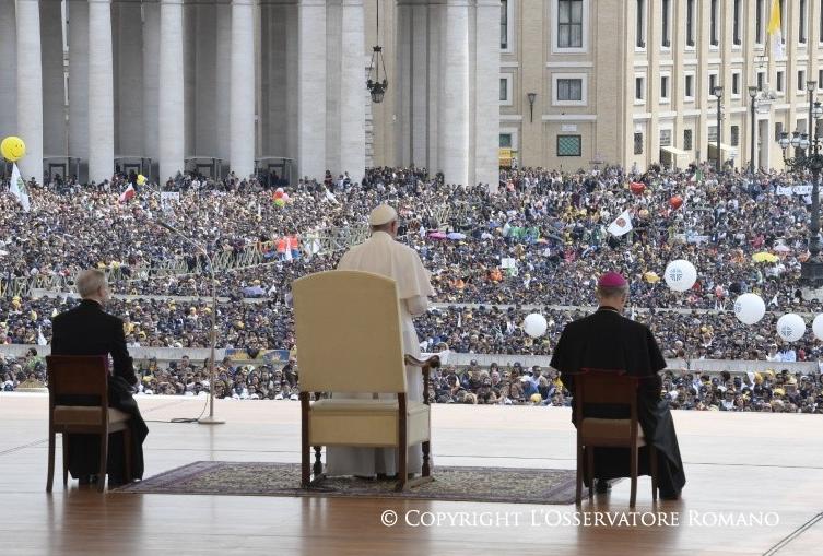 Audience à l'Action catholique © L'Osservatore Romano