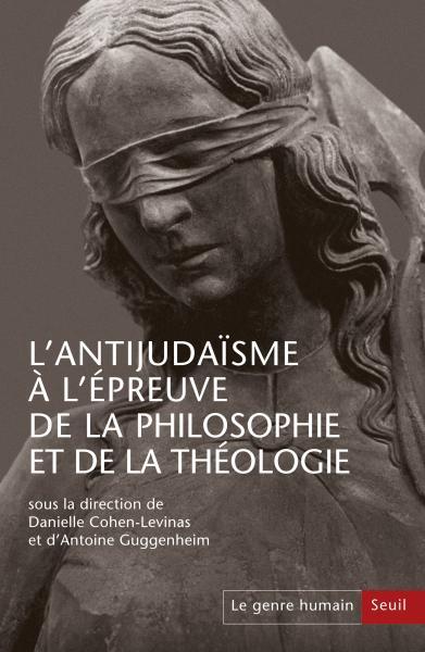 L'antijudaïsme, couverture DR