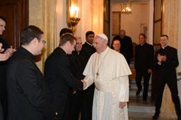 Académie ecclésiastique © L'Osservatore Romano