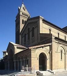 Eglise S. Marc, Ismaïlia (Egypte), wikimedia commons, Roland Unger