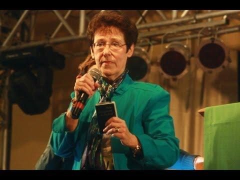 Patti Gallagher Mansfield, capture YouTube