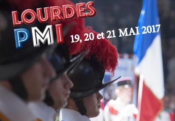 Pèlerinage militaire à Lourdes © dioceseauxarmees.fr