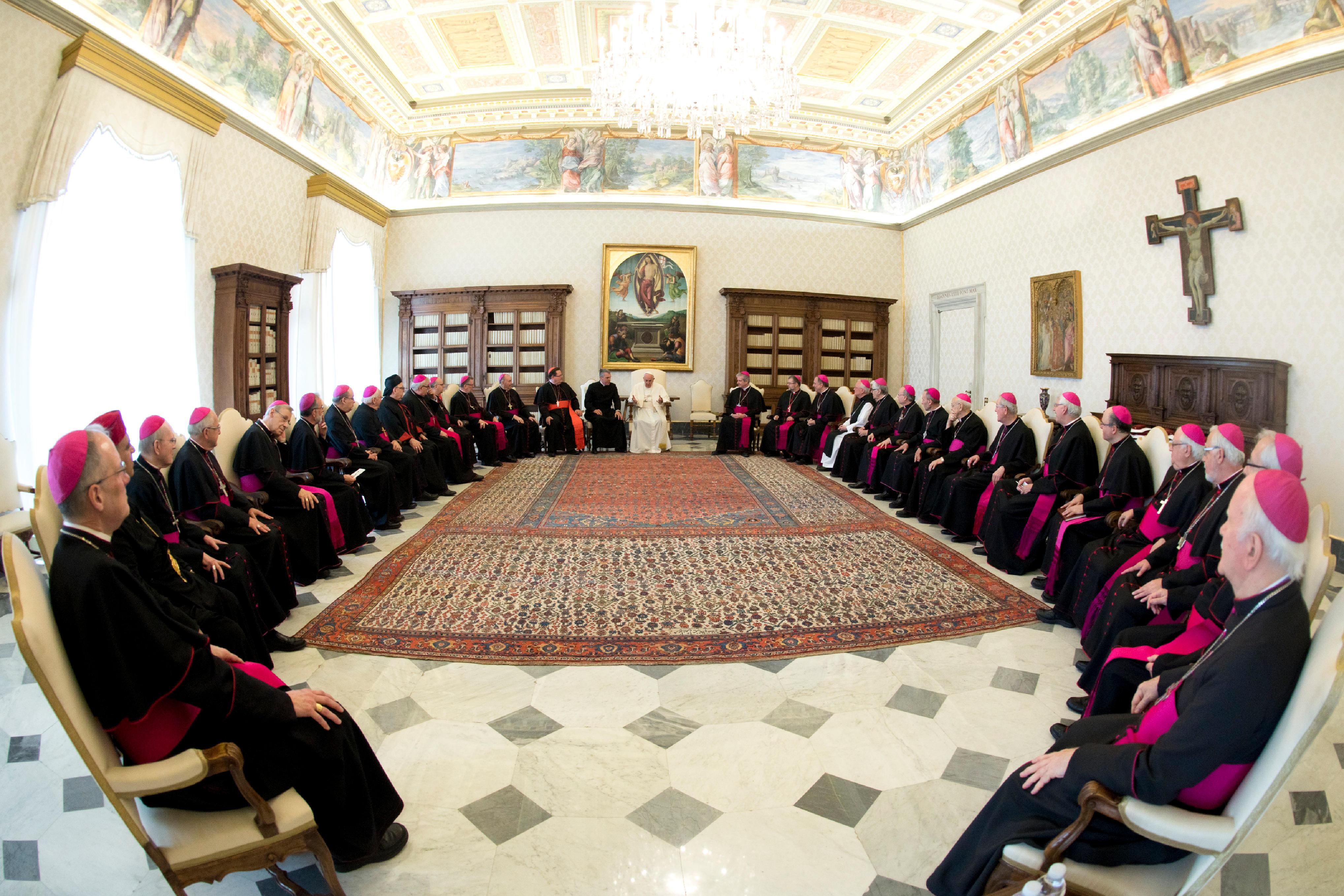 Evêques du Québec, Canada © L'Osservatore Romano