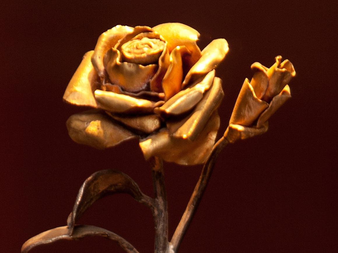 Rose d'or © Fatima.pt