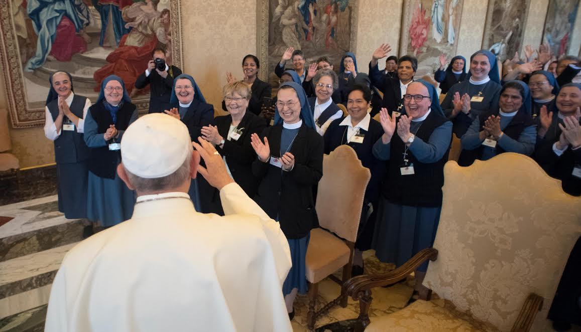 Pieuses disciples du divin Maître © L'Osservatore Romano
